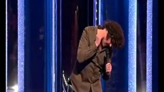 Micky Flanagan at The Royal Variety Performance 2010