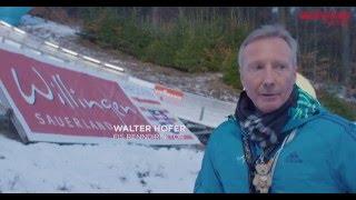 Skisprung Weltcup Willingen: Hinter den Kulissen.