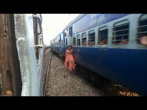 14218 Unchahar Exp Full Journey Compilation ( Chandigarh-Old Delhi) Mega Crossings!!