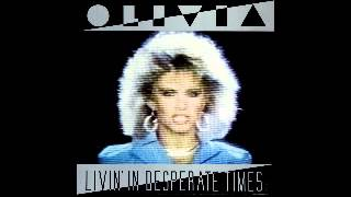 Olivia Newton-John Living In Desperate Times from VINYL 12""