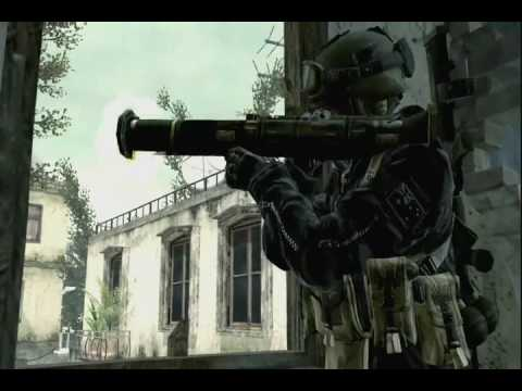 Shot on Sight Official Trailer Modern Warfare 2 (Xbox 360)