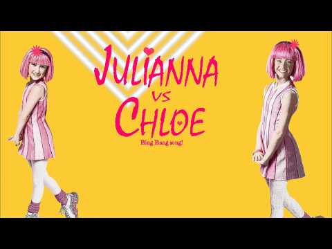 LazyTown - Julianna Rose Mauriello & Chloe Lang (Witch Stephanie Better)