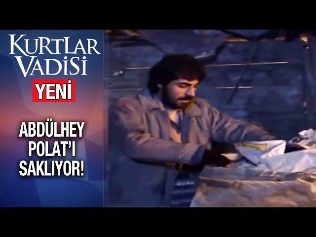 Abdülhey Polat'ı Çöplüğe Saklıyor! - Kurtlar Vadisi | 2020 - YENİ