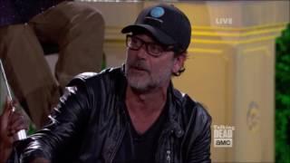Talking Dead - Jeffrey Dean Morgan on Negan not being the villain