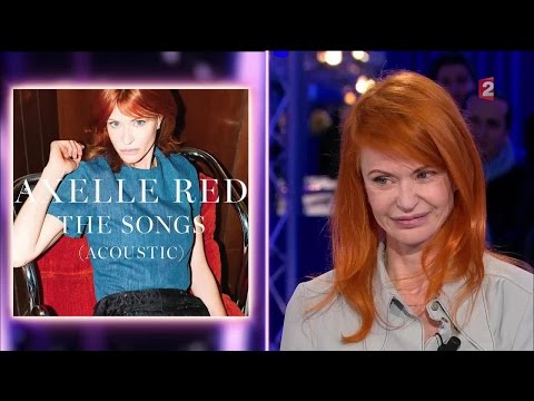 Axelle Red  On nest pas couché 12 mars 2016 #ONPC