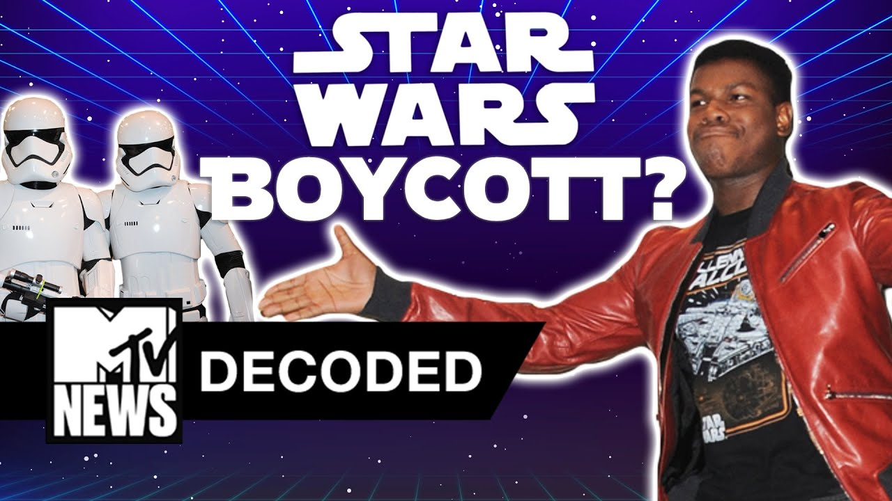 Is Star Wars Attacking White People? | Decoded | MTV News