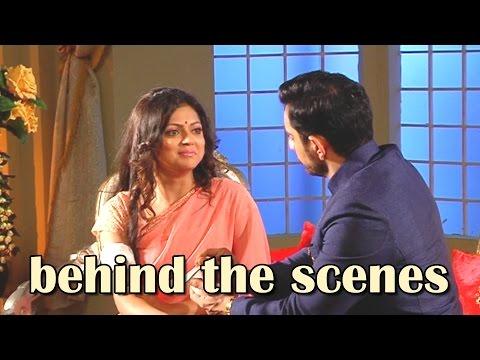 Behind the scenes  From the sets of Ek Tha Raja Ek Thi Rani