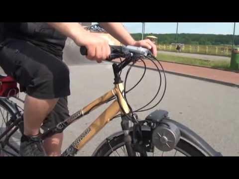 Electric Bike Diy Www Gnom Ocom Pl Polski Gnom Youtube