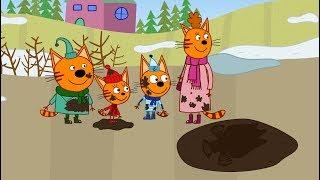 Три кота - Три кота - Весна пришла - 15 серия
