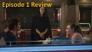 cw s riverdale season 1 chapter one the rivers edge review