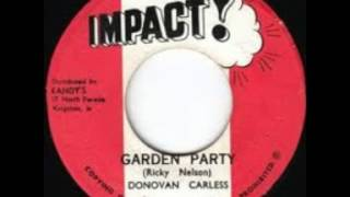 Soul Syndicate feat.Donovan Carless-Garden Party