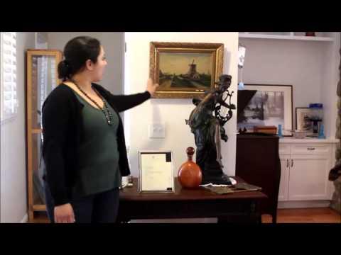Cindy Cash Estate Video