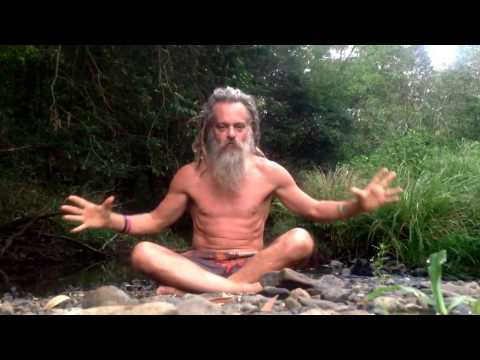 Quantum pause breathing or Yogi complete breath.