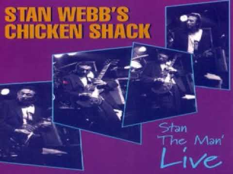 Stan Webb's Chicken Shack - Stan The Man Live - 1995 - C.S. Opera - Dimitris Lesini Greece