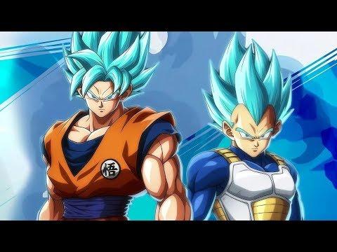 Super Saiyan down in Dragon Ball FighterZ  Goku & Vegeta Voice Actors Plus More!