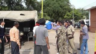 Inde 2010 :  Jammu - Kermesse de Diwali des BSF 3
