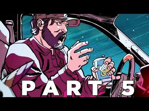 FAR CRY 5 LOST ON MARS Walkthrough Gameplay Part 5 - POWER GLOVE (DLC)