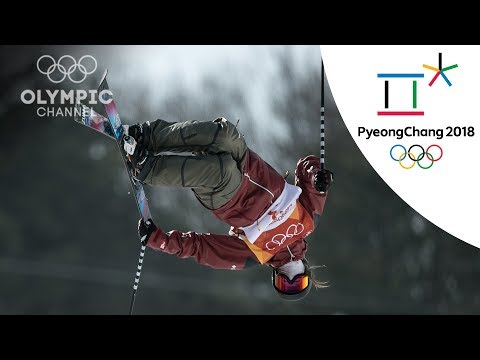 Download Youtube: Cassie Sharpe's second run was enough for Women's Freestyle Skiing Halfpipe gold   PyeongChang