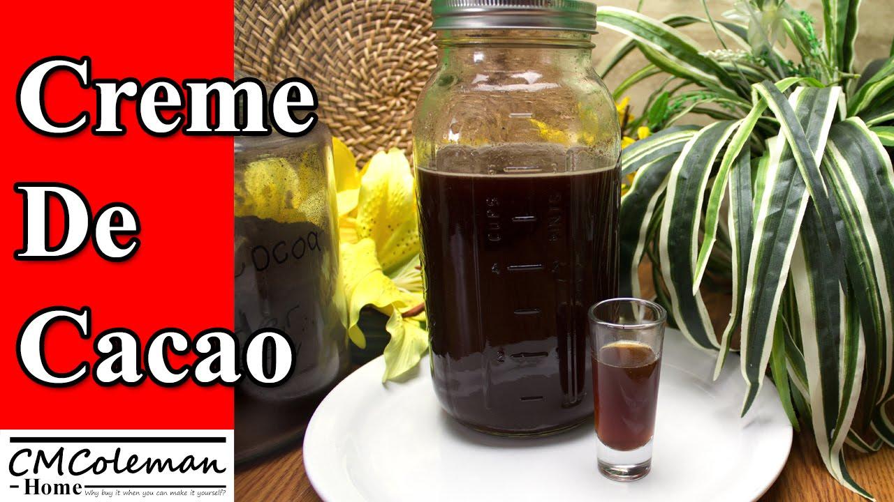 How to Make Dark Crème de Cacao picture