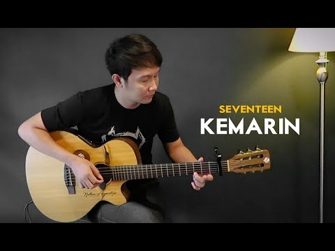 Lagu Paling Sedih Di Penghujung Tahun 2018 - Nathan Fingerstyle Guitar Cover - Seventeen Kemarin
