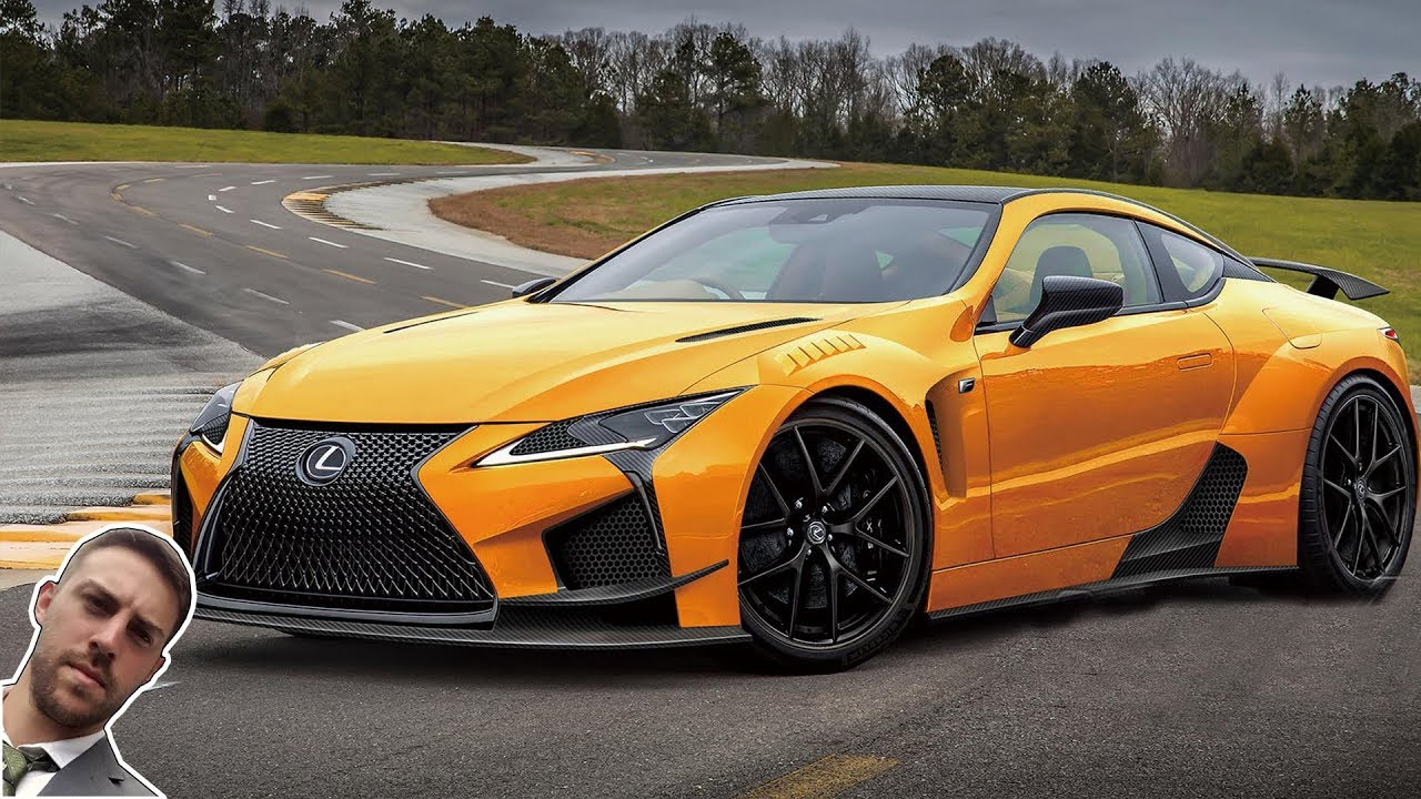 The History and Future of Lexus F Performance Line (Part 2)