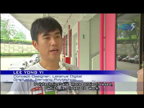Survey shows Starting salaries for poly graduates on the rise - 09Jan2013