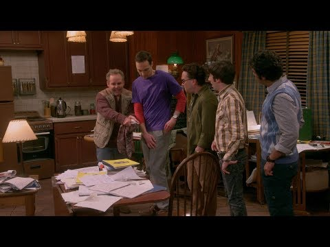 The Big Bang Theory  Guys meet reclusive scientist Doctor Wolcott