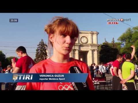 MINUTUL + cu Mihai Burciu la Moldova Sport // 23.05.2016