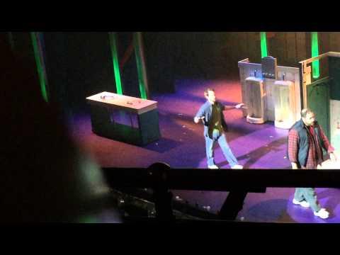 Man - Full Monty Palace Theatre