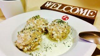 Мясные тефтели с рисом или мясные ежики с подливой. Рецепты мясных блюд.