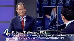 Treating Gum Disease with Fort Myers, FL dentist D. Scott Trettenero, DDS