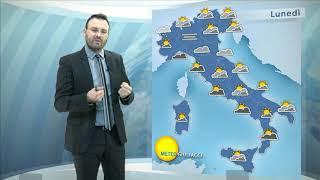 Previsioni meteo per lunedì 3 dicembre. Molte nubi su tutta Italia