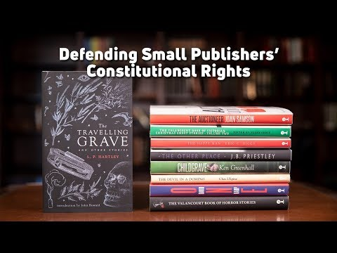 Book 'em: Feds threaten small publisher with six-figure fines over obsolete law