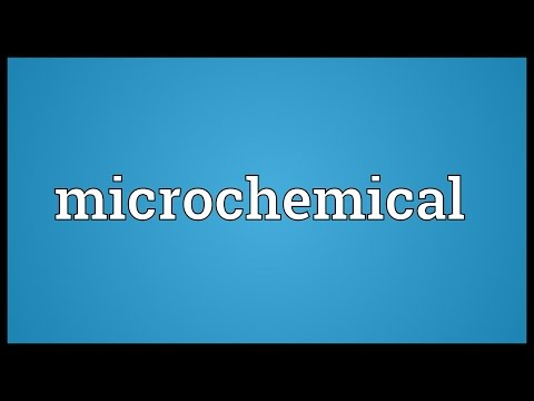 Header of microchemical