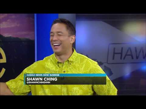Hawaii News Now welcomes Shawn Ching back