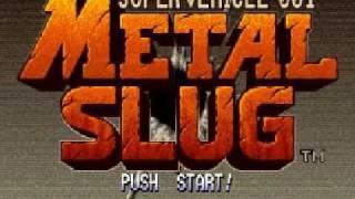 Metal Slug Hold You Still! Vocal Version