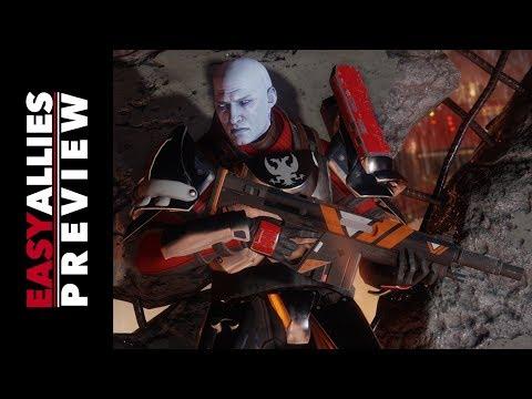 Destiny 2 - Preview
