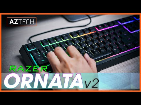 Razer Ornata V2 - Bàn phím giả cơ cao cấp bị lãng quên?