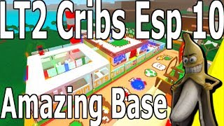Amazing Base Tour! LT2 Cribs Eps 10 : Lumber Tycoon 2 | RoBlox [Liam Balfour13]