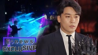 Seungri Appeared at the Police Station [E-news Exclusive Ep99]