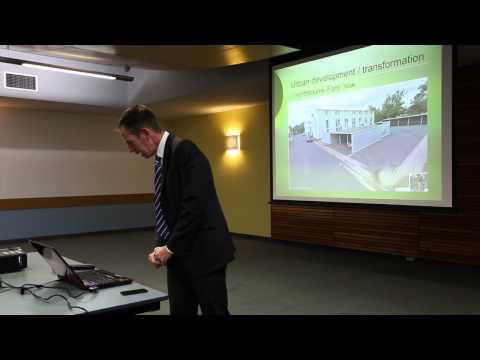 Shane Rattenbury Talks Light Rail