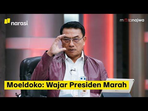 Di Balik Jengkelnya Jokowi - Moeldoko: Wajar Presiden Marah (part 1)   Mata Najwa