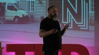 How social entrepreneurs change the world  | Michael Lodberg Olsen | TEDxSlottsparken