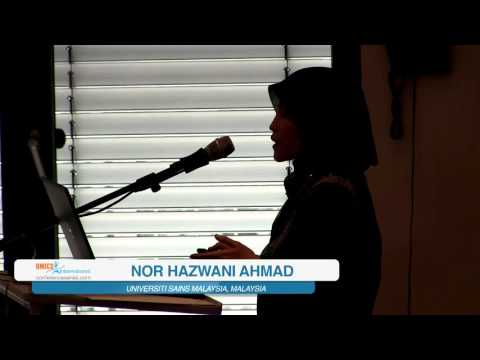 Nor Hazwani Ahmad   | Malaysia  |  Nano technology congress & Expo  2015 | Conferenceseries LLC