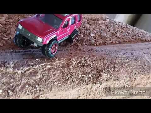 Zip-Tie Suspension - Test Run Massive Flex