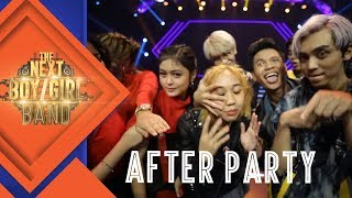 INI ARTI DARI NAMA XCITE DAN SNG | #12 AFTER PARTY | The Next Boy/Girl Band S2 GTV