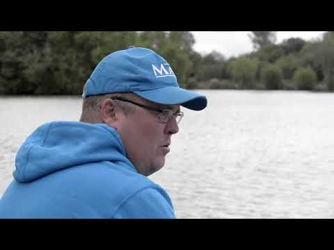 MAP Fishing - Jamie Hughes On The Box - Live Match Footage - Barston