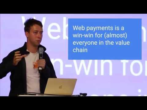 Eventbrite Tech Talk: New Payment Request API in Chrome