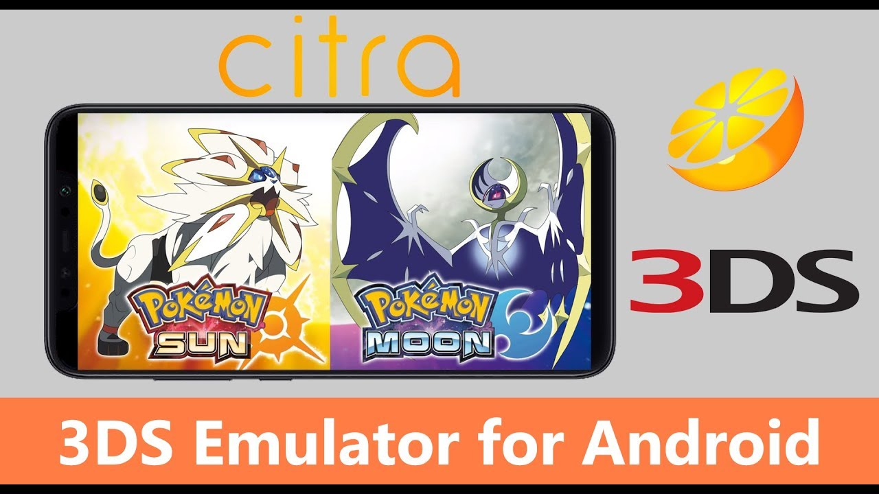 Citra - Real Working Nintendo 3DS Emulator for Android! Download & play  Pokemon Sun Now!