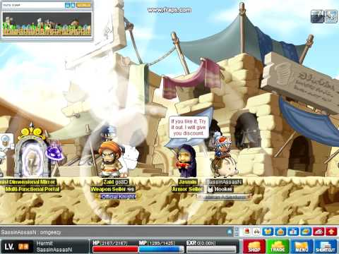 how to get to magatia maplestory